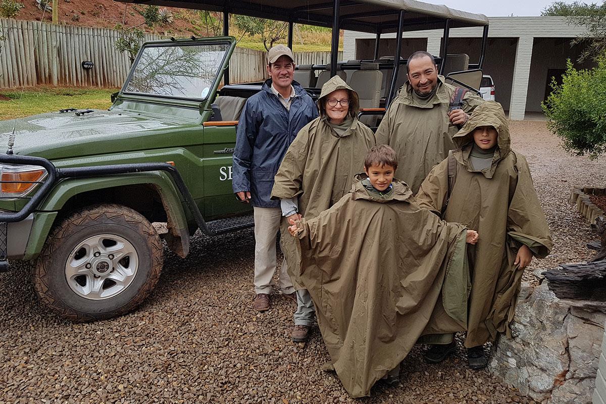 Family Safaris Game Drive